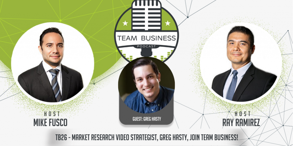 Team Business Featured Image - Facebook - Greg Hasty